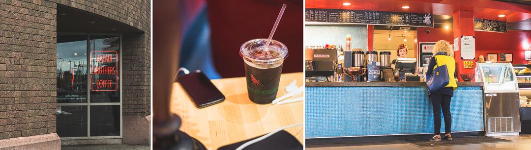 Kaladi Coffee, Anchorage