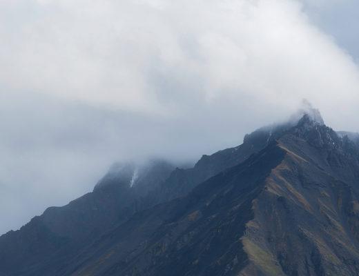 Talkeetna Mountains, AK