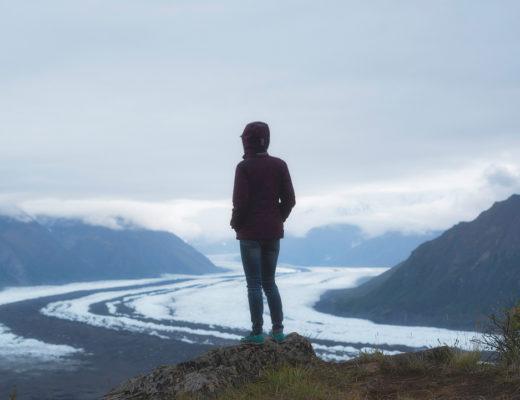 matanuska glacier, glacier, alaska,