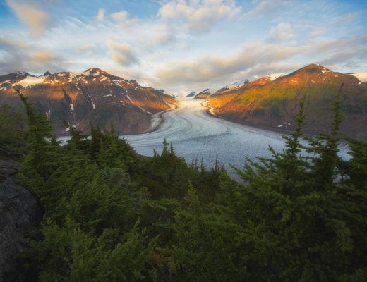 Salmon Glacier, Stewart, BC