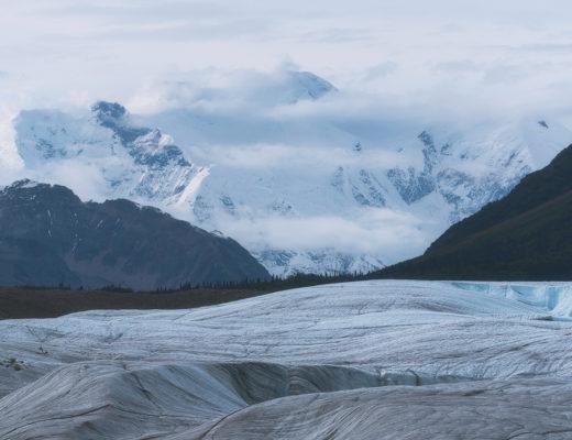 Root Glacier, Wrangell/St.Elias NP