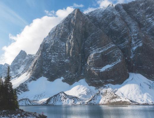 Floe Lake, Canada, bc, kootenay