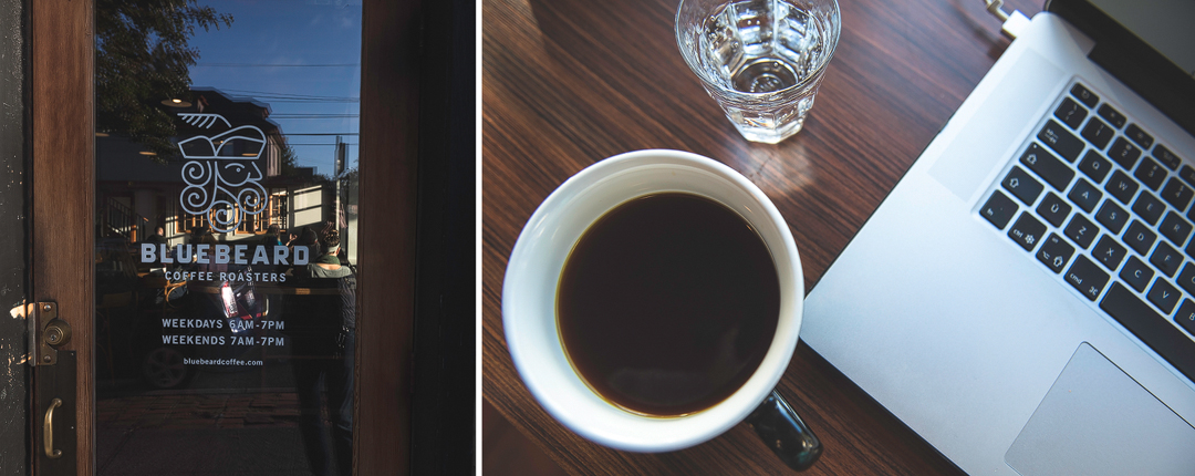 Bluebeard, coffee, seattle, tacoma