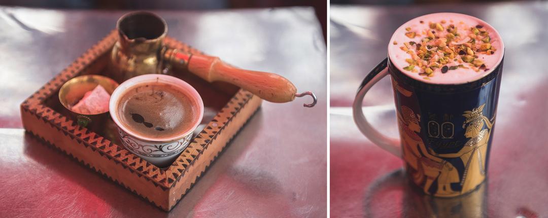 Tōv, coffee, portland