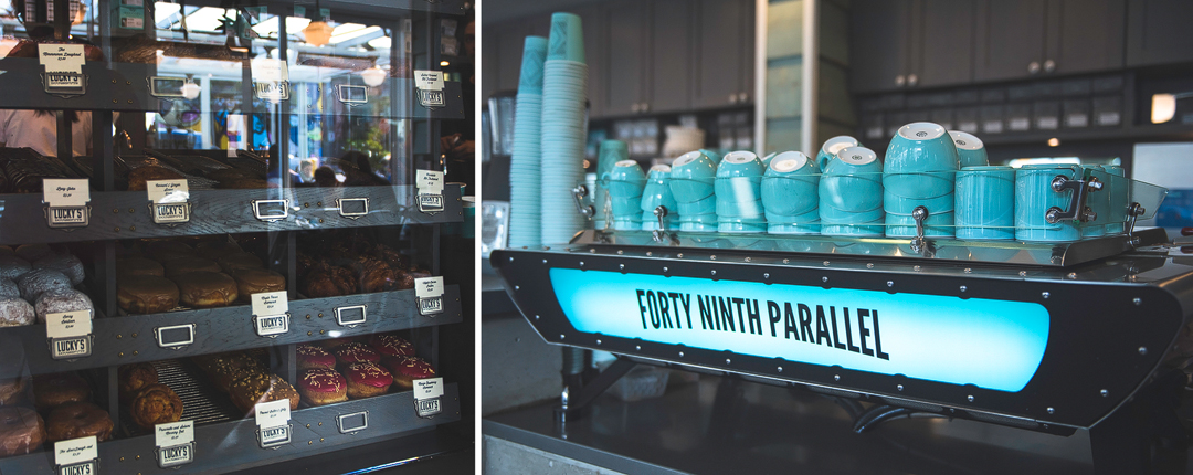 49th Parallel, vancouver